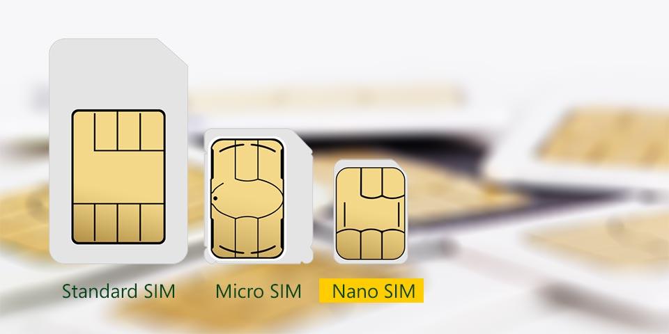 Mobile Nano SIM Card for 4G Outdoor Router